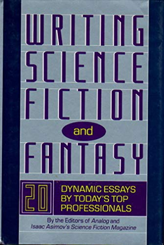 9780312060039: Writing Science Fiction and Fantasy (Writer's Library)