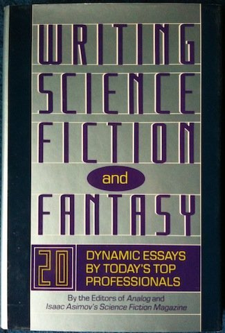 Writing Science Fiction And Fantasy.