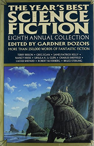 9780312060084: The Year's Best Science Fiction: Eighth Annual Collection
