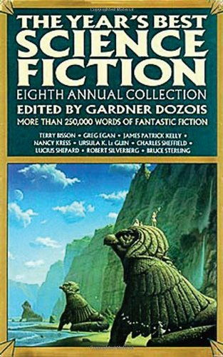 9780312060091: The Year's Best Science Fiction: Eighth Annual Collection