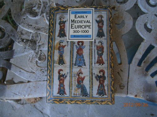 9780312060374: Title: Early medieval Europe 3001000 History of Europe