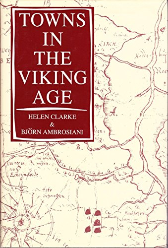 9780312060862: Towns in the Viking Age