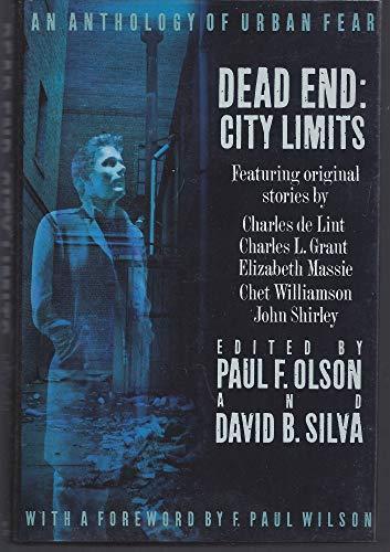 Dead End : City Limits: an Anthology: Charles de Lint;