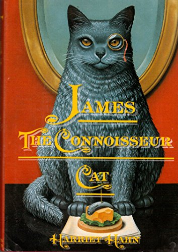 James, the Connoisseur Cat