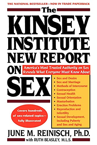 9780312063863: The Kinsey Institute New Report On Sex