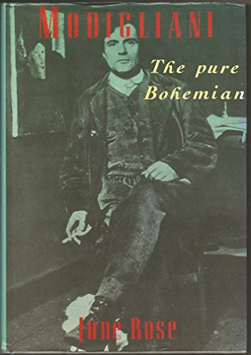 9780312064167: Modigliani: The Pure Bohemian