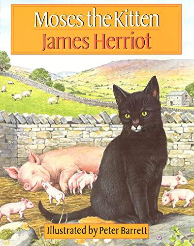 Moses the Kitten: Herriot, James