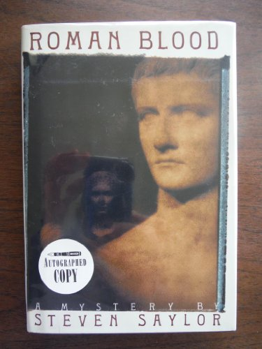 9780312064549: Roman Blood: A Mystery