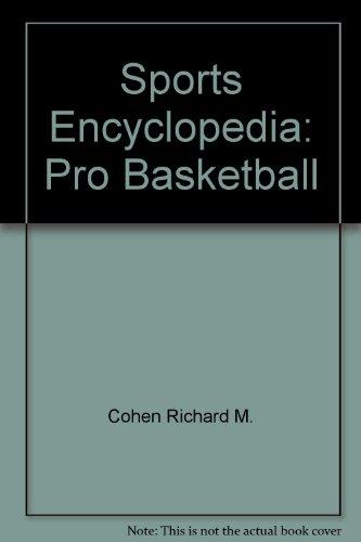 9780312064723: Sports Encyclopedia: Pro Basketball