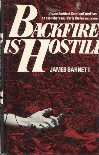 9780312064815: Backfire is Hostile!