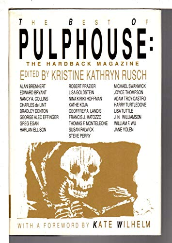 9780312065645: The Best of Pulphouse: The Hardback Magazine
