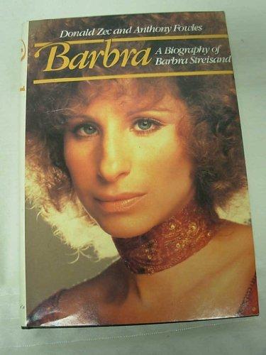 9780312066383: Barbra: A Biography of Barbra Streisand