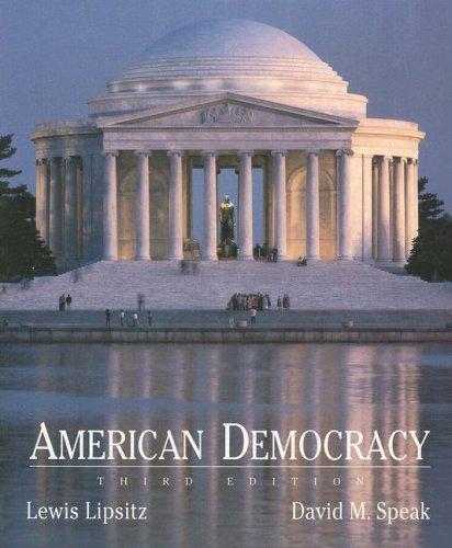 9780312066635: American Democracy