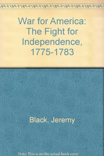 9780312067137: War for America: The Fight for Independence, 1775-1783