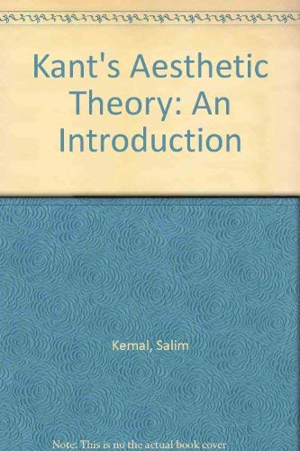 9780312068332: Kant's Aesthetic Theory: An Introduction