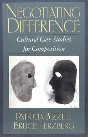 9780312068462: Negotiating Difference: Cultural Case Studies for Composition