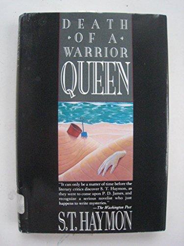 9780312069506: Death of a Warrior Queen