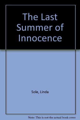 9780312070151: The Last Summer of Innocence