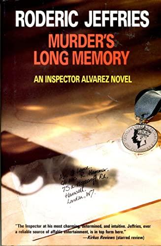 9780312070397: Murder's Long Memory: An Inspector Alvarez Novel