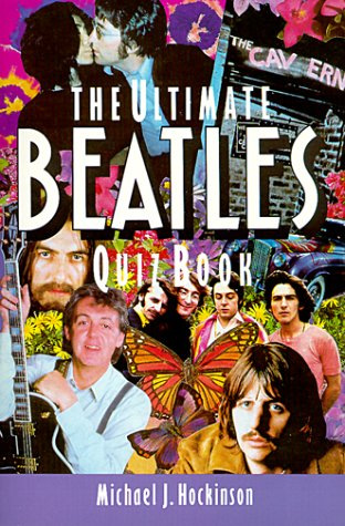 9780312071042: The Ultimate Beatles Quiz Book