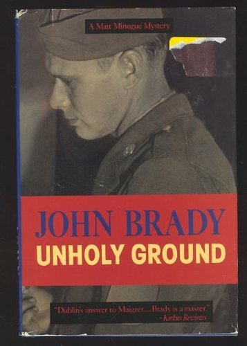 9780312071097: Unholy Ground