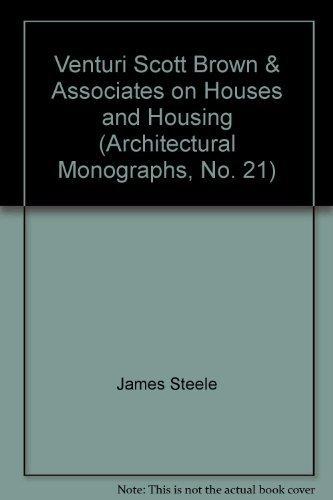 9780312071486: Venturi Scott Brown & Associates on Houses and Housing