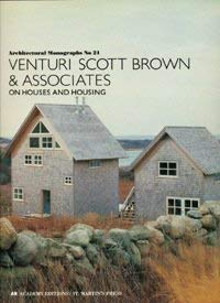 9780312071486: Venturi Scott Brown & Associates: On Houses and Housing (Architectural Monographs, No. 21)