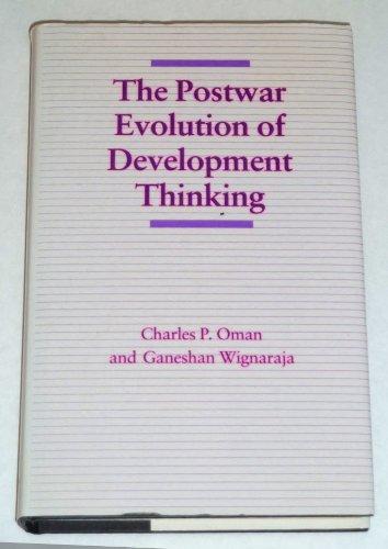 9780312071868: The Postwar Evolution of Development Thinking