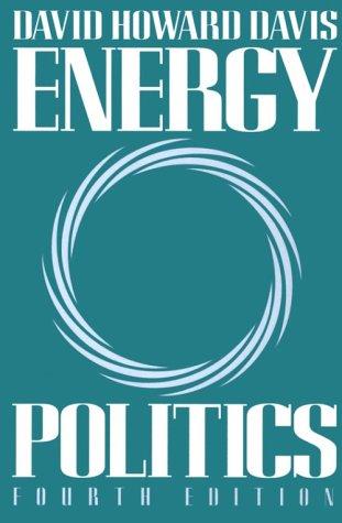 9780312072322: Energy Politics