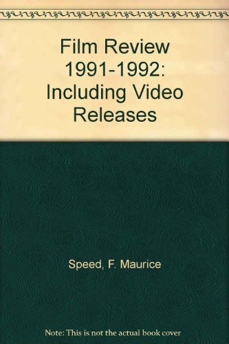 9780312072667: Film Review 1991-1992: Including Video Releases