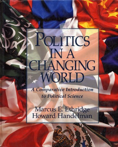 9780312074104: Politics in a Changing World: A Comparative Introduction to Political Science