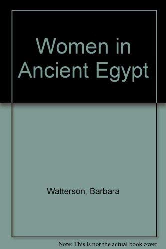 9780312075385: Women in Ancient Egypt