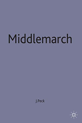 9780312075675: Middlemarch (New Casebooks)