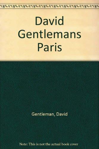 9780312076948: David Gentleman's Paris