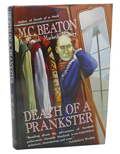 Death of a Prankster.: BEATON, M. C.