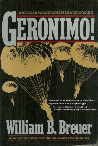 9780312077617: Geronimo!: American Paratroopers in World War II