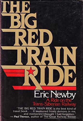 9780312078492: Big Red Train Ride