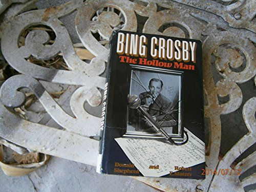 Bing Crosby The Hollow Man