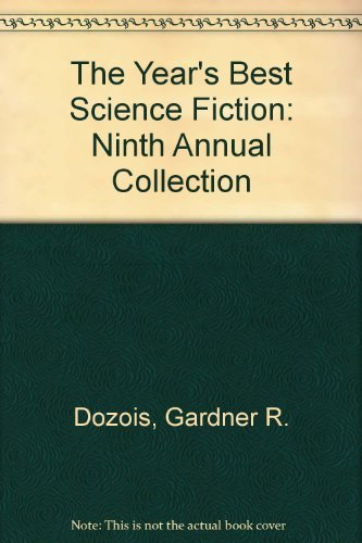 9780312078904: The Year's Best Science Fiction: Ninth Annual Collection