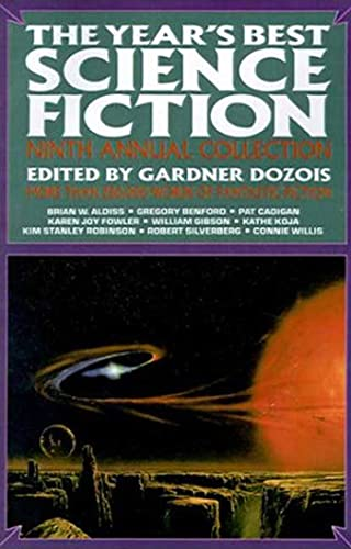 9780312078911: The Year's Best Science Fiction: Ninth Annual Collection