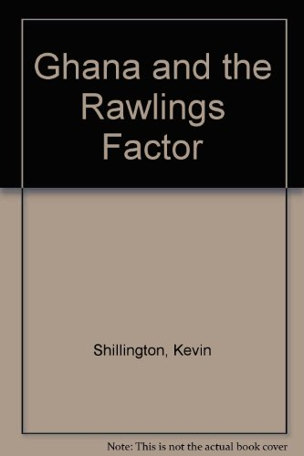9780312079079: Ghana and the Rawlings Factor