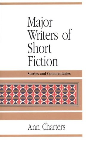 9780312079444: Major Writers of Short Fiction: Stories and Commentaries