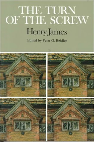 The Turn of the Screw (Case Studies: Henry James; Peter