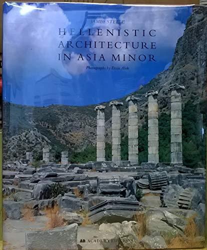 9780312081126: Hellenistic Architecture in Asia Minor