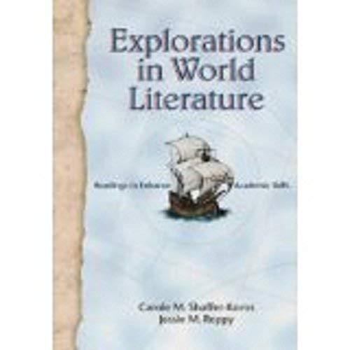 9780312081195: Explorations in World Literature: Readings to Enhance Academic Skills