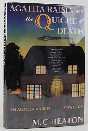 9780312081539: Agatha Raisin and the Quiche of Death