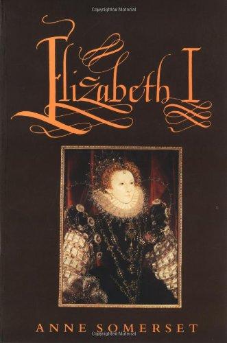 9780312081836: Elizabeth I