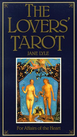 9780312082581: The Lovers' Tarot: for Affairs of the Heart: Book and Cards: For Affairs of the Heart: for Affairs of the Heart