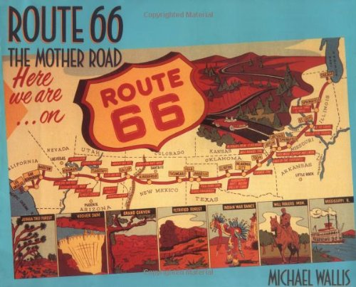 9780312082857: Route 66: The Mother Road