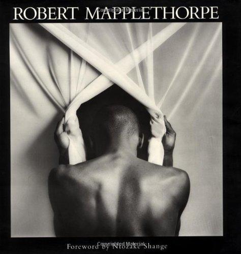 BLACK BOOK ** Signed By Robert Mapplethorpe: Robert Mapplethorpe